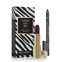 SUPERB LIPS KIT LIPSTICK +...