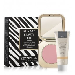 RUNWAY BEAUTY KIT...
