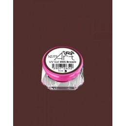 SEMIART UV GEL 005 BROWN 5...