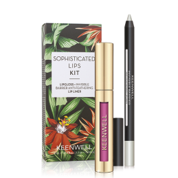 SOPHISTICATED LIPS KIT Nº...